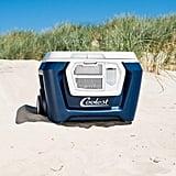 High-Tech Beach Cooler