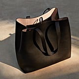 Cuyana Structured Leather Tote