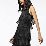 Monsoon Fabienne Fringe Dress
