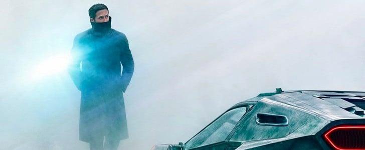 Blade Runner Poster With Ryan Gosling