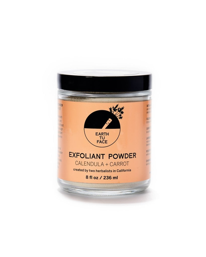 Earth Tu Face Exfoliant Powder Mask