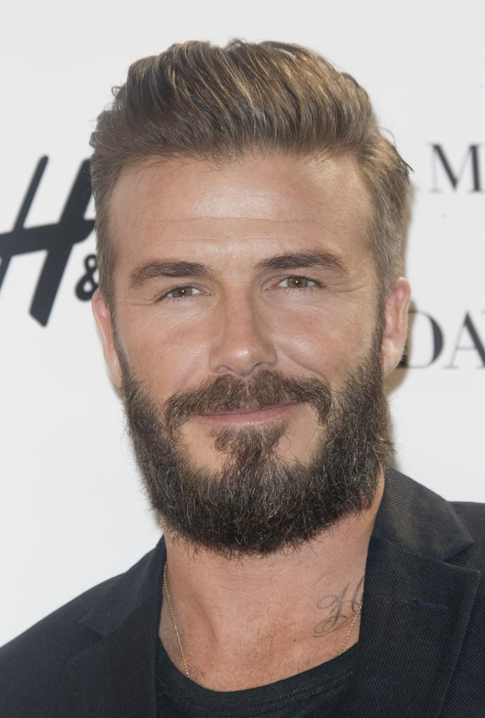 How Does David Beckham Style His Hair Endearing How To Get David Beckham's Hair Style  Popsugar Beauty Australia