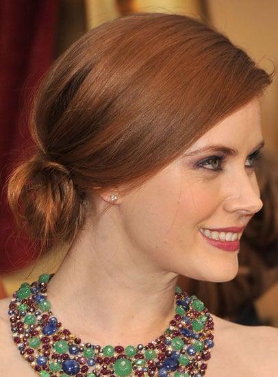 Amy Adams' Hair at the 2009 Oscars