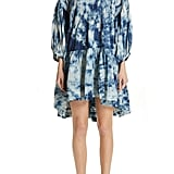 Story Mfg. Verity Tie Dye Drop Waist Dress