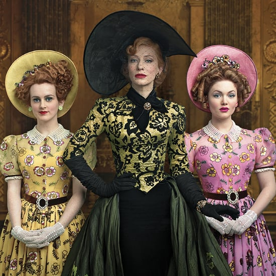 Exclusive: See the Poster For Cinderella's Wicked Stepmother and Stepsisters!