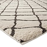 Criss Cross Fleece Rug
