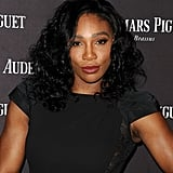 Serena Williams at the Audemars Piguet Opening in 2015