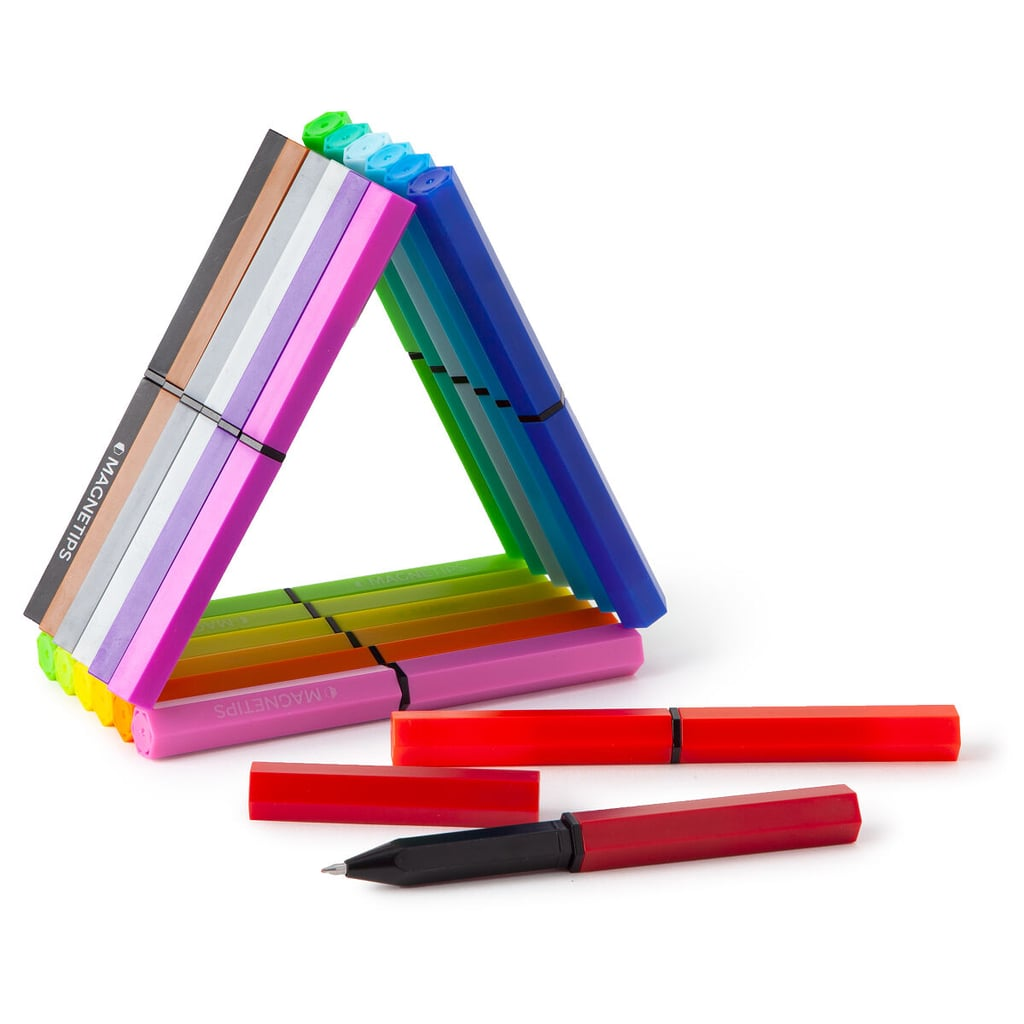 Refillable Magnetic Gel Pen Set