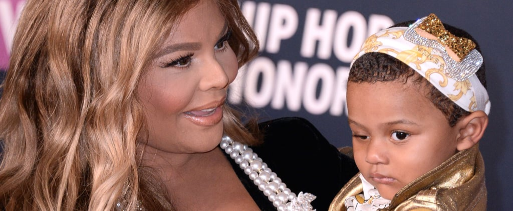 Lil Kim and Daughter on Red Carpet July 2016