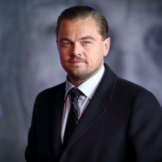 Leonardo DiCaprio Donation to Climate Change