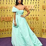 Jameela Jamil at the 2019 Emmy Awards