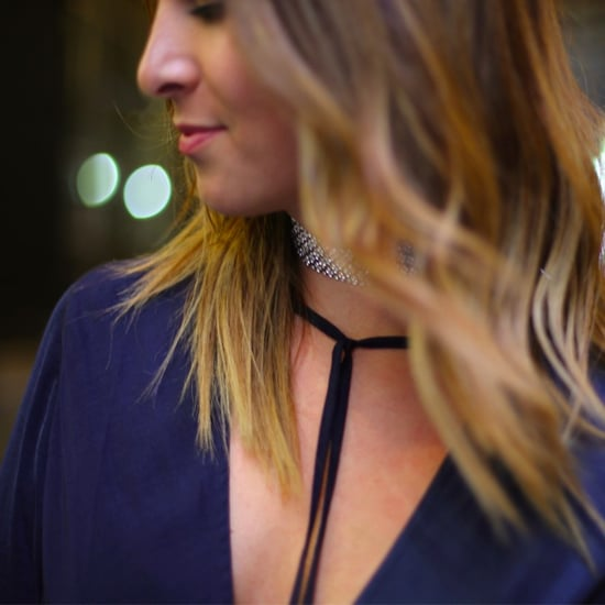 Chic Ways to Wear Chokers and Earrings for Holiday