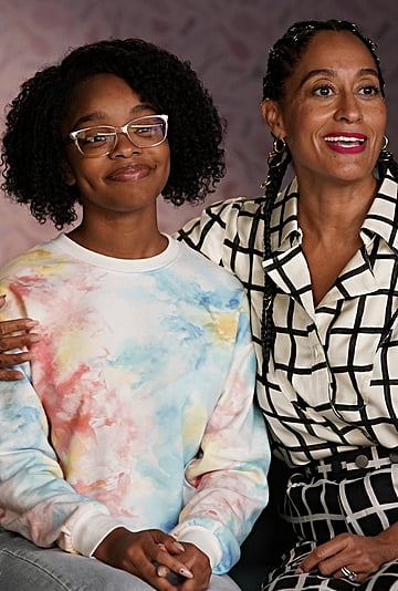 "Black-ish ""Hair Day"" Interview With Araxi Lindsey"