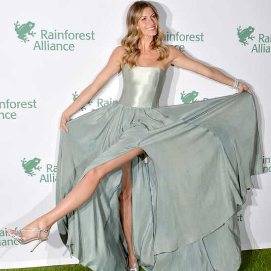 Gisele Bunchen Wears Hemp to the Rainforest Alliance Gala