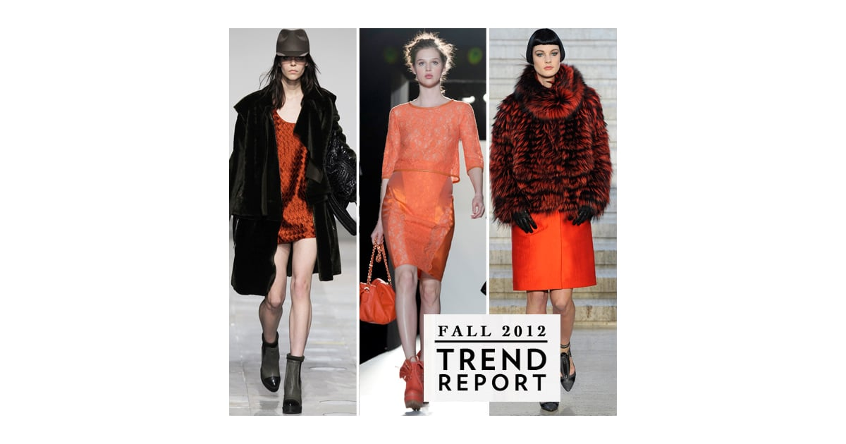 Autumn Winter 2012 Trends from London Fashion Week ...
