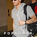 Ryan Phillippe carried his backpack in NYC on Monday.