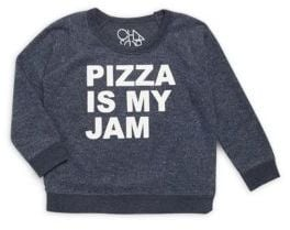 Chaser Pizza Sweatshirt