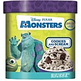 Disney and Pixar Monsters Inc. Cookies and Scream Ice Cream