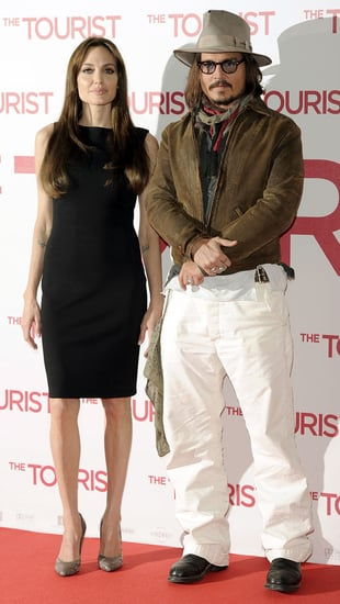 Pictures of Angelina Jolie and Johnny Depp at The Tourist Premiere in Berlin 2010-12-14 08:47:16
