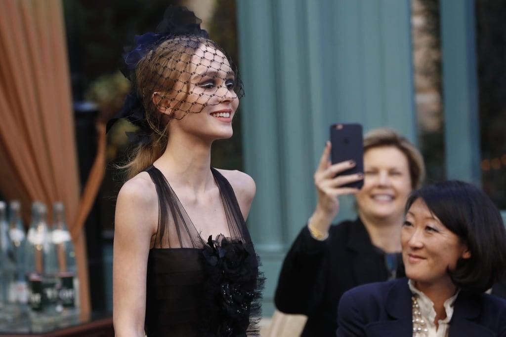 Chanel Metiers D'Art show in Paris 2016