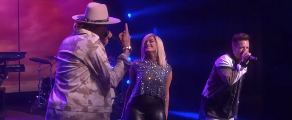 Florida Georgia Line, Bebe Rexha Performing on Ellen Video