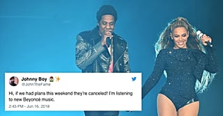 These 21 Reactions Prove Fans Will Cancel Any Plans For a New Beyoncé and JAY-Z Album