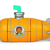 For 2-Year-Olds: Janod Magnet Submarine Building Kit