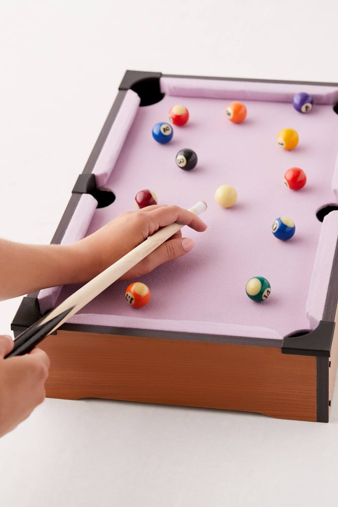 UO Mini Tabletop Pool Game