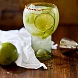 Spicy Cucumber Lime Margarita