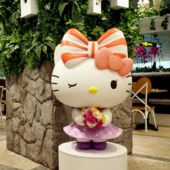 Hello Kitty 24-Hour Cafe in Singapore