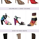 Fall Shoe Trends 2015