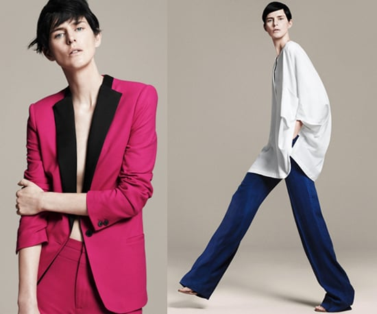 Zara's Spring '11 Lookbook Features Stella Tennant