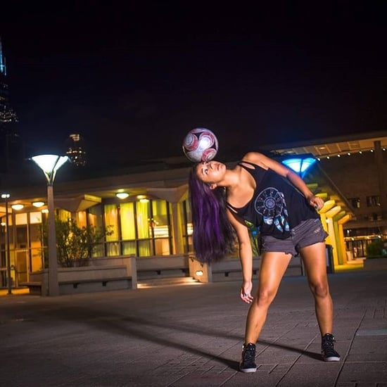 Meet Freestyle Footballer Caitlyn Schrepfer