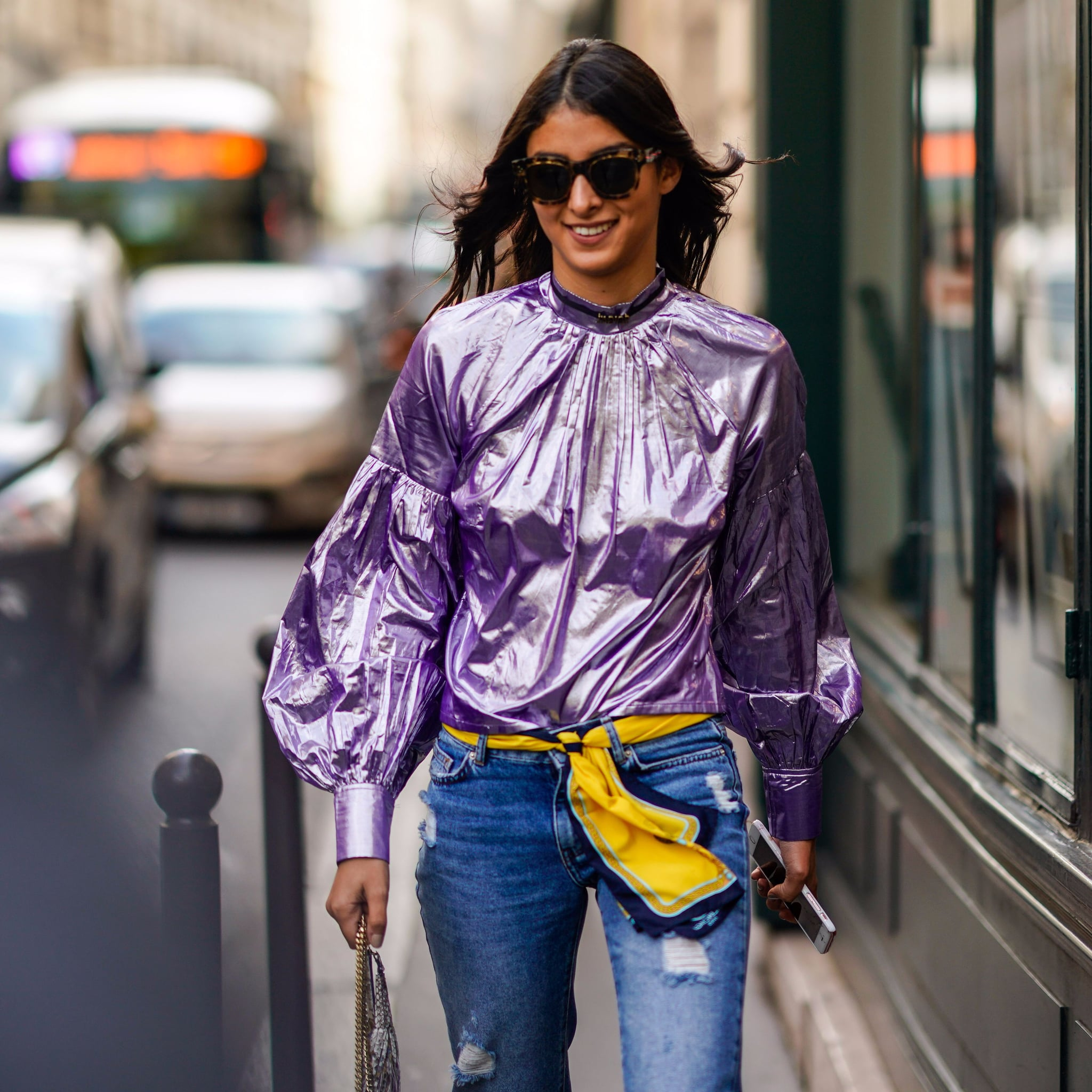 what to wear with ultra violet