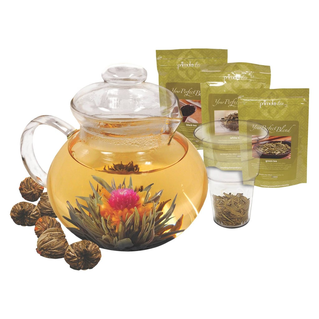 Blooming Tea And Teapot Cheap Christmas Gifts For Women Popsugar