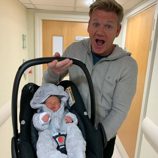 Gordon Ramsay's Son Oscar Pictures