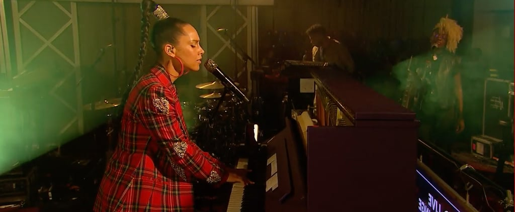"Alicia Keys Covers Billie Eilish's ""Everything I Wanted"""