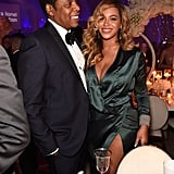 This Picture of Beyoncé and JAY-Z Isn't Even the Best Part of Rihanna's Diamond Ball