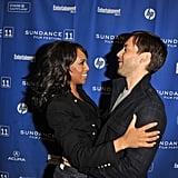Kerry and Tobey, 2011