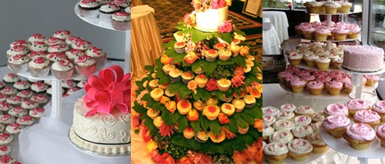 Wedding Cake Trends: The Cupcake
