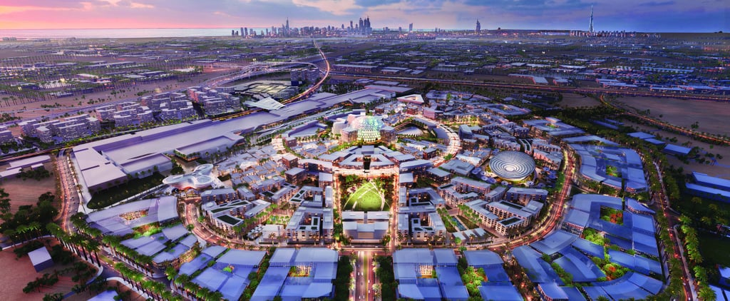 You Have to See What the Dubai Expo 2020 Site Will Look Like Once It's All Over