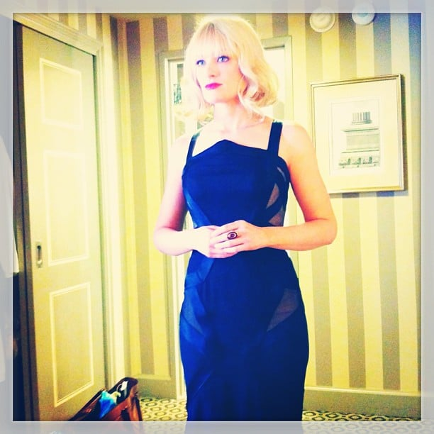 2 Broke Girls actress Beth Behrs snapped a pic of herself at the White House Correspondents' dinner. Source: Instagram user bethbehrsreal