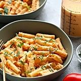 Vegan: Creamy Tomato Pasta