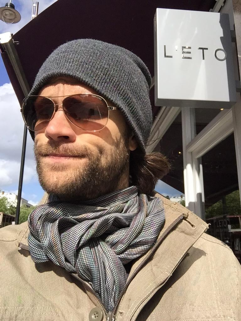 This Hat / Scarf / Sunglasses Deliciousness