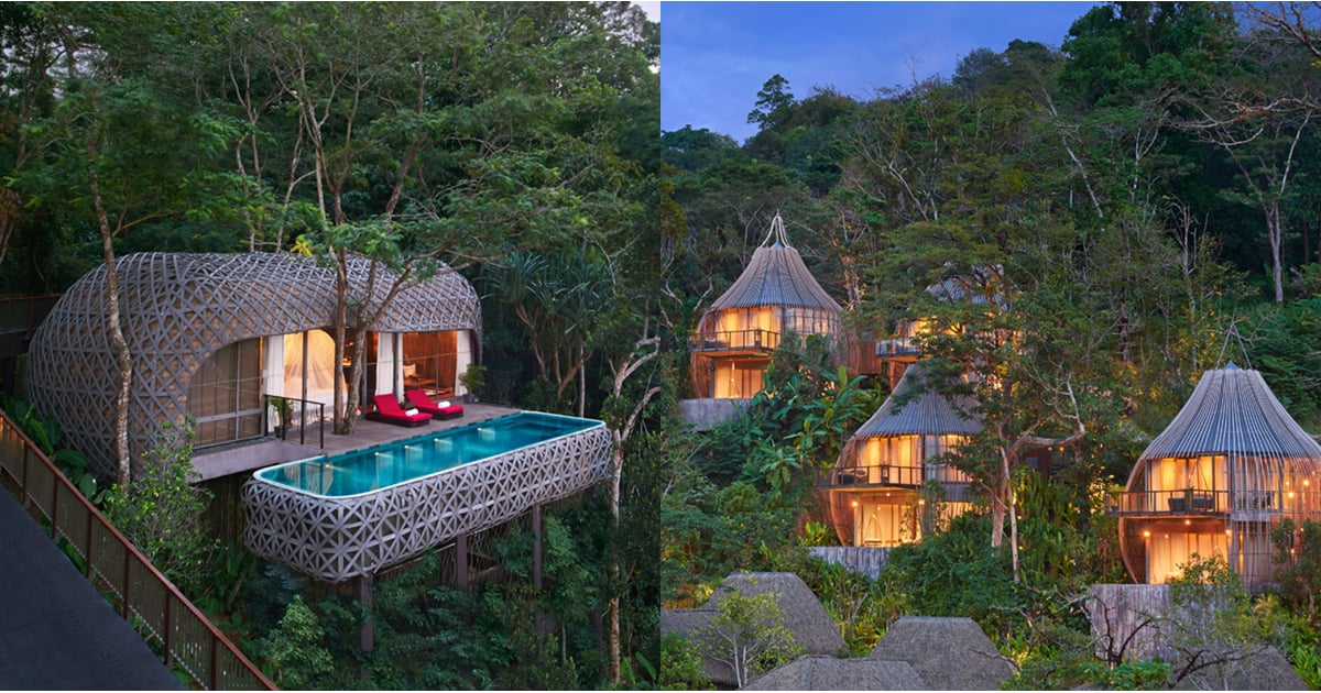 Try to Resist Booking This Treetop Hotel in Thailand After Seeing the Incredible Photos