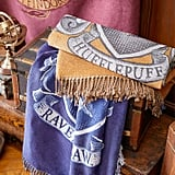 Harry Potter Chenille Crest Throw