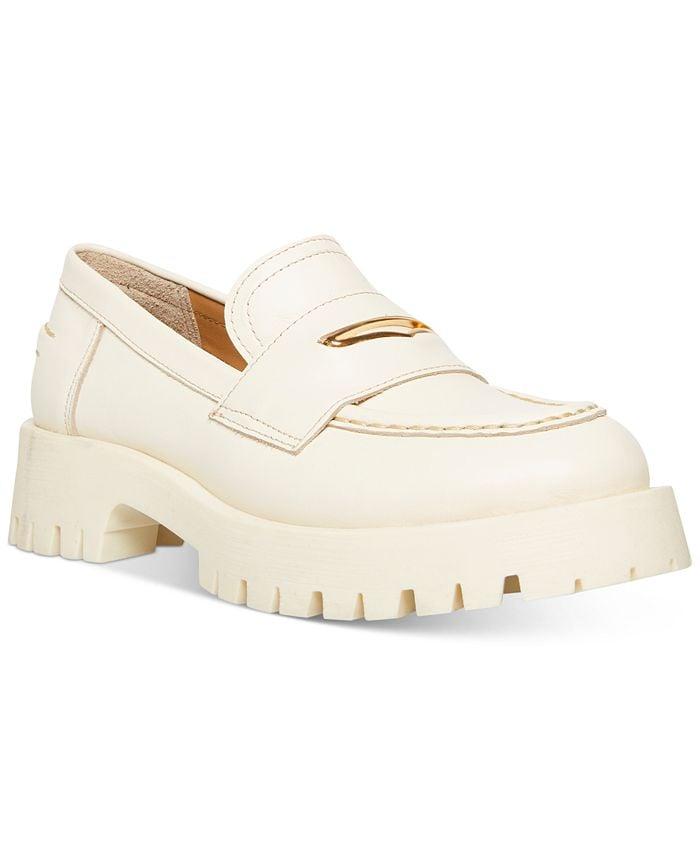 Steve Madden Lawrence Lug Sole Loafers