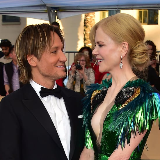 Keith Urban Talks About Nicole Kidman March 2017
