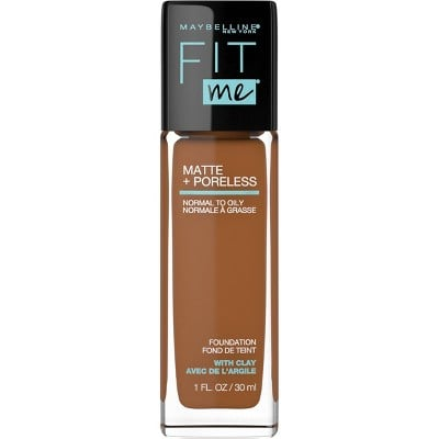 Maybelline Fit Me Matte + Poreless Oil Free Foundation