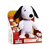For 2-Year-Olds: Happy Dance Snoopy Feature Plush